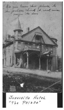Jonesville Hotel 1912