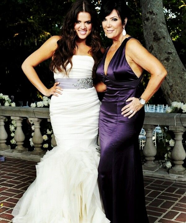 Khloe Kardashian Wedding Gown: Khloe Kardashian Wedding Dress