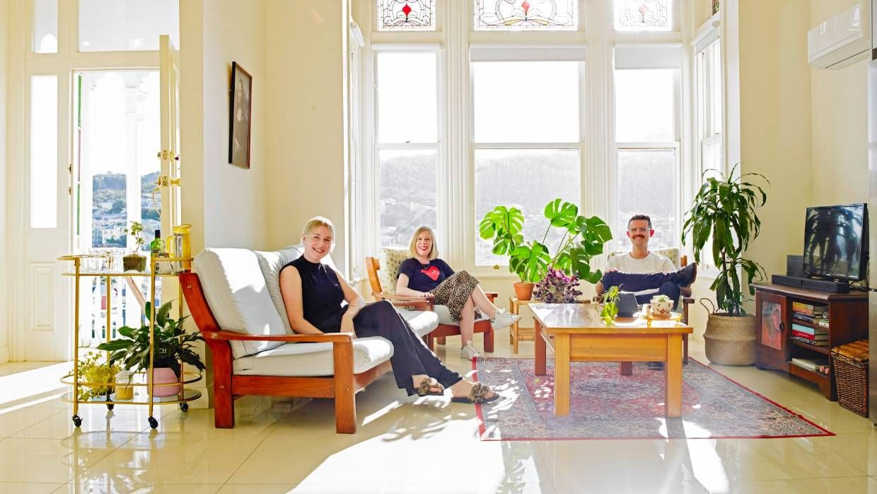 At Home With Dunedin Young Professionals Living In Wellington