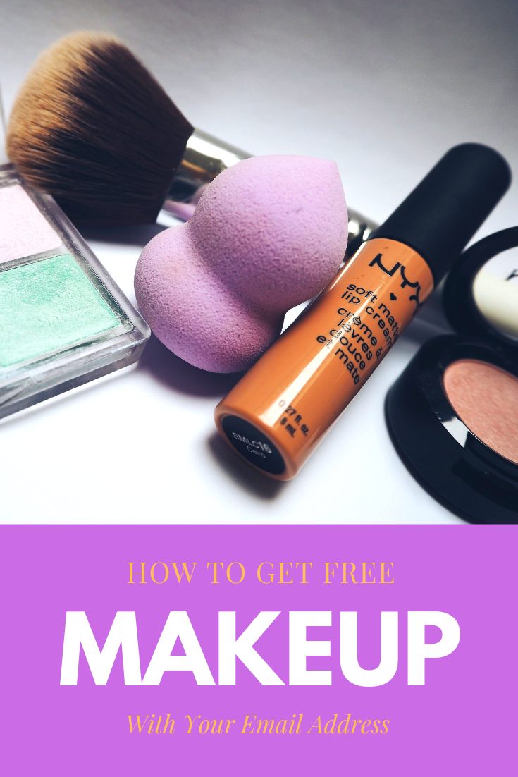 How To Get Free Beauty Sample Products Free makeup