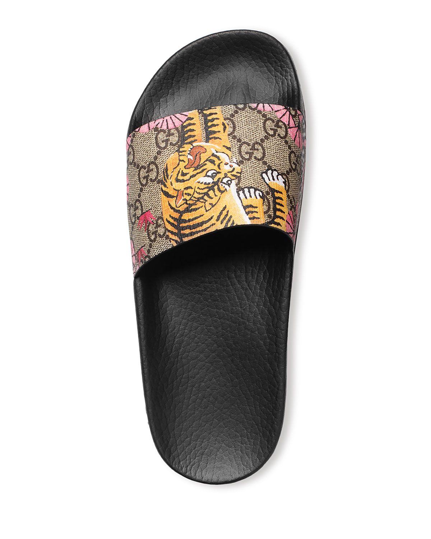 b46a377f1 gucci bengal slides Ugly Shoes