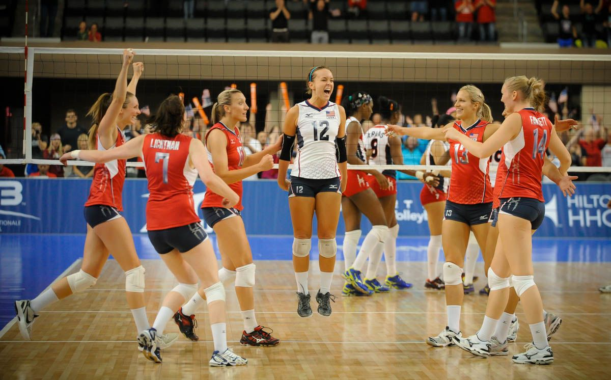 What Does Team Mean To You Coaching Volleyball Usa Volleyball Beach Volleyball