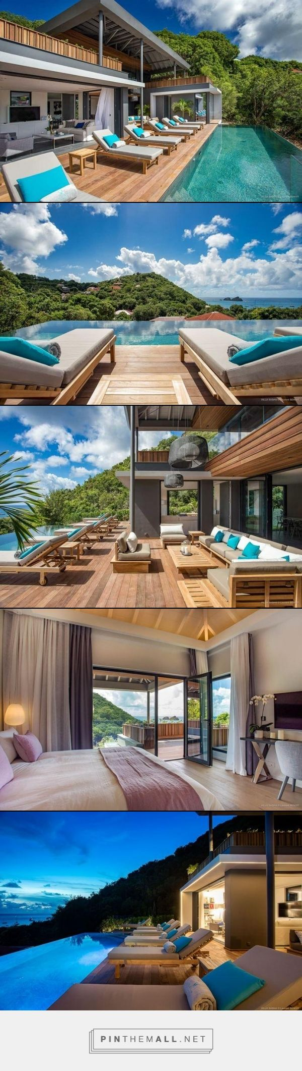 Villa Sasha- Corossol, St. Barthelemy- WIMCO Villas- 4 bed 4 baths #stbarths #caribbean #travel #vacation