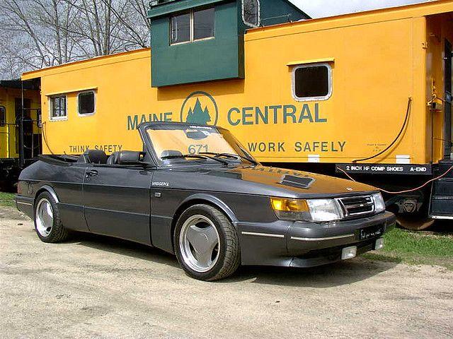 1987 Saab Convertible Saab 900 Convertible Saab 900 Saab Convertible