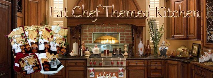 Fat Chef Themed Kitchen Joysavor