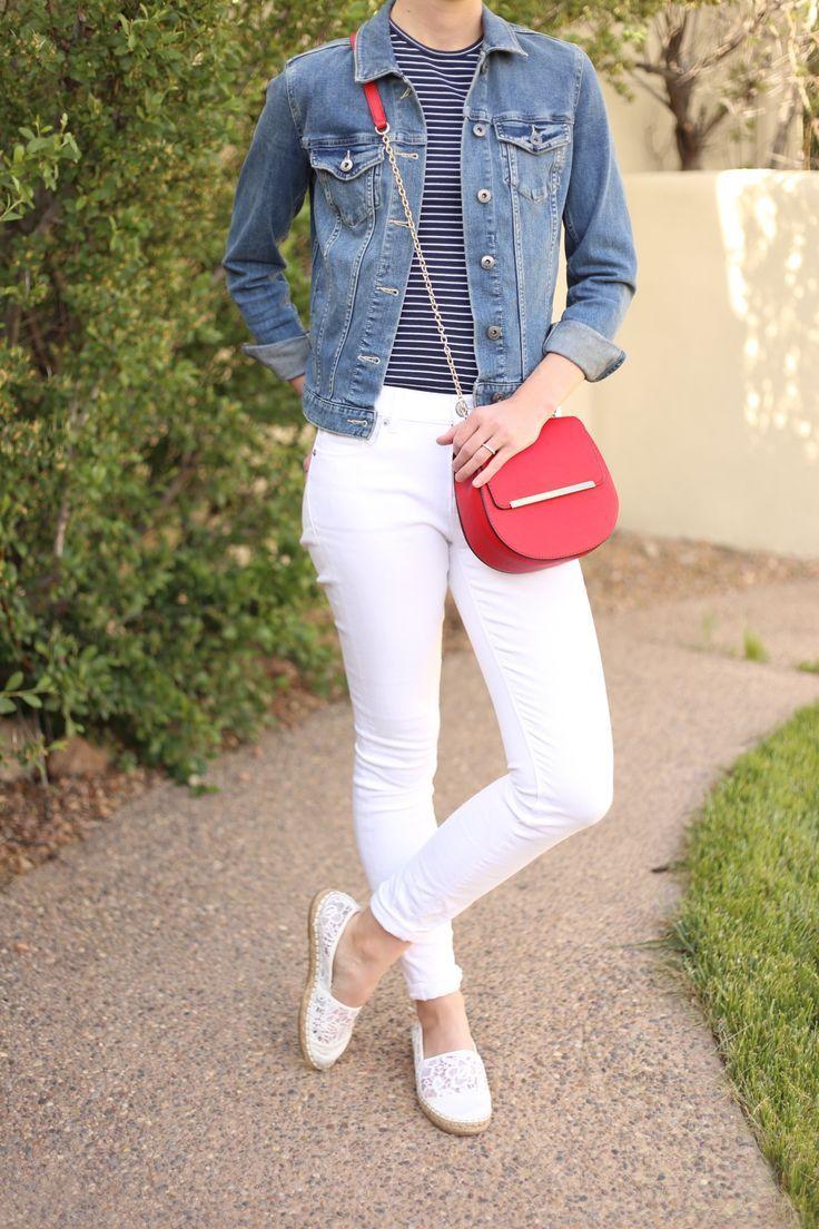 ed843d3fe4 Fourth of July Outfit Ideas on Dresses And Denim Fashion Blog