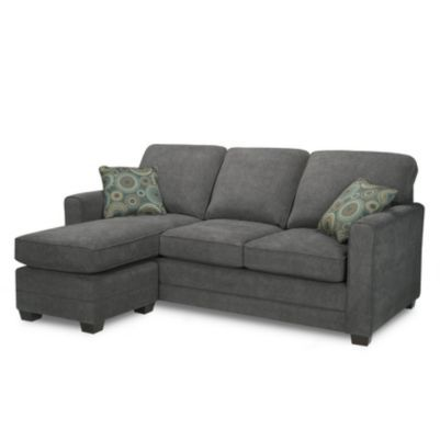 simmons stirling queen sofa bed with chaise sears sears rh za pinterest com