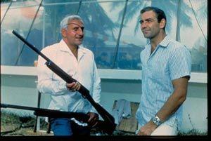 James Bond Thunderball With His Rolex Submariner Undersized Raf