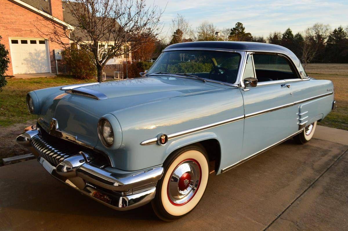 1954 Mercury Monterey Special Custom 2 Door Hardtop | Mercury ...