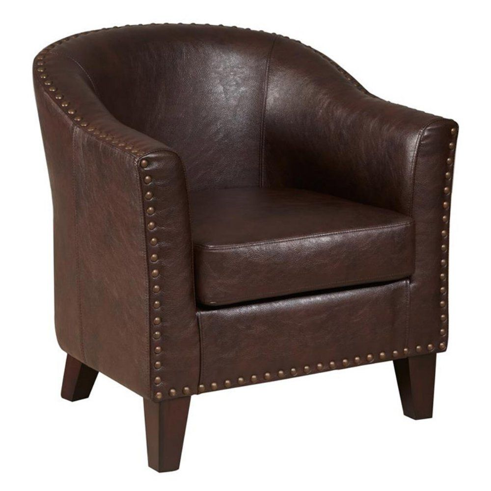 PRI Upholstered Barrel Chair   The PRI Upholstered Barrel Chair Is Scaled  Smaller To Be As