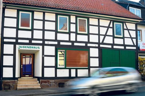 Jugendhaus Bilshausen soll abgerissen werden Jugendliche
