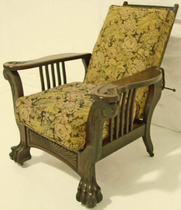 I Love These Chairs Elsie De Wolfe Morris Chair Pickle Wood Working