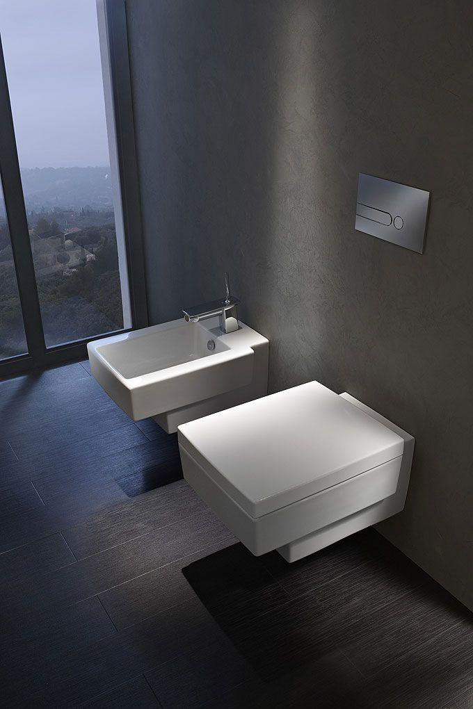 Des WC au design remarquable par Jacob Delafon !