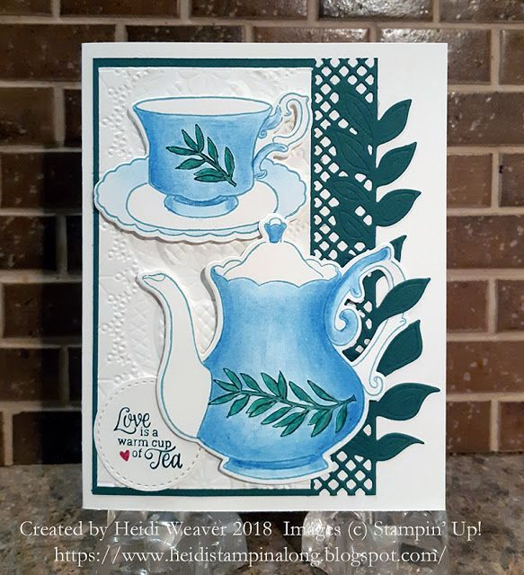 Stampin Along With Heidi: WWC200