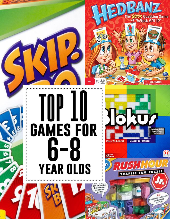 Top 10 Games For 6 8 Year Olds Family Matters Indoor Recess