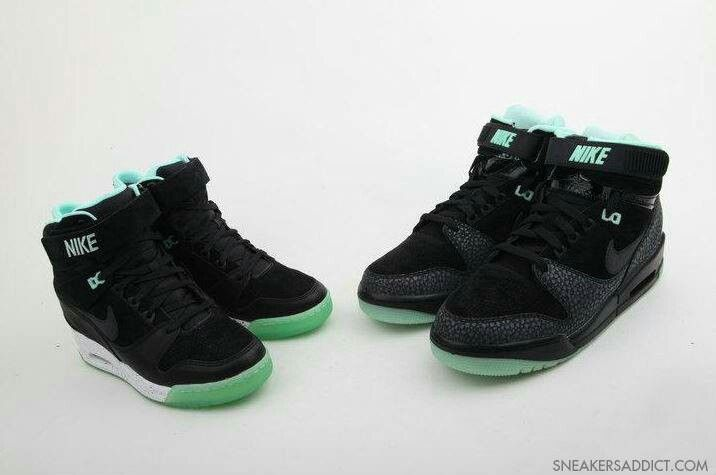 "Nike Air Revolution & Revolution Sky Hi ""Loverution Pack"""