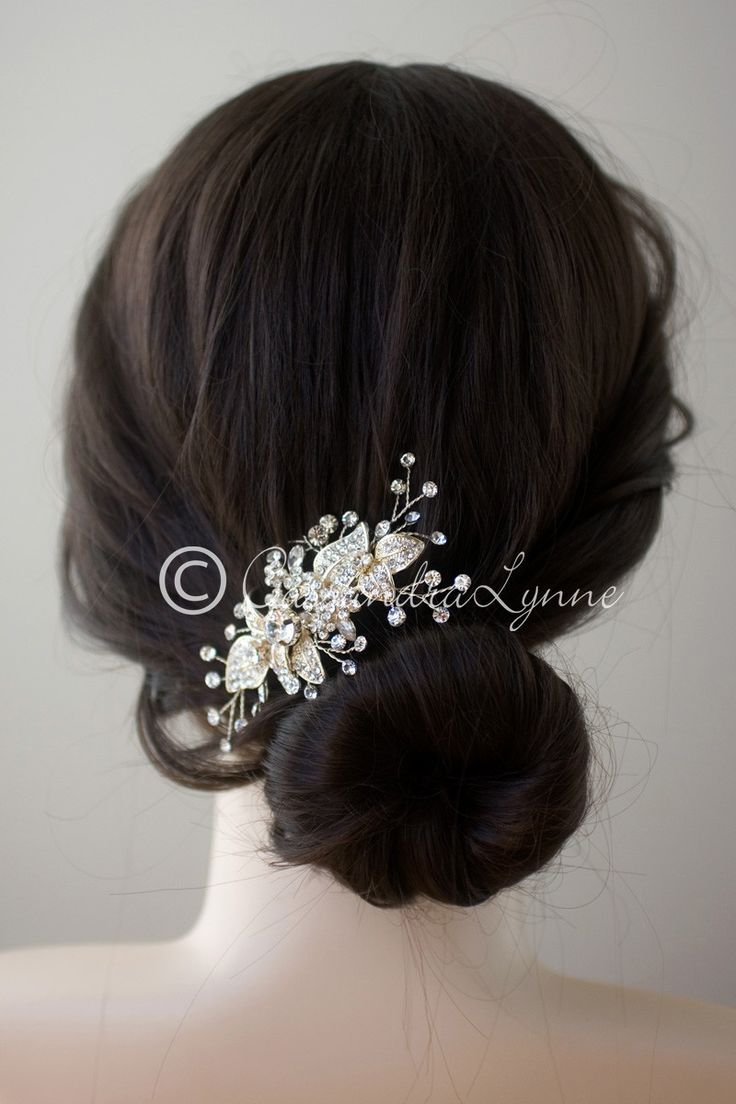 image result for hair clips for mother of the bride