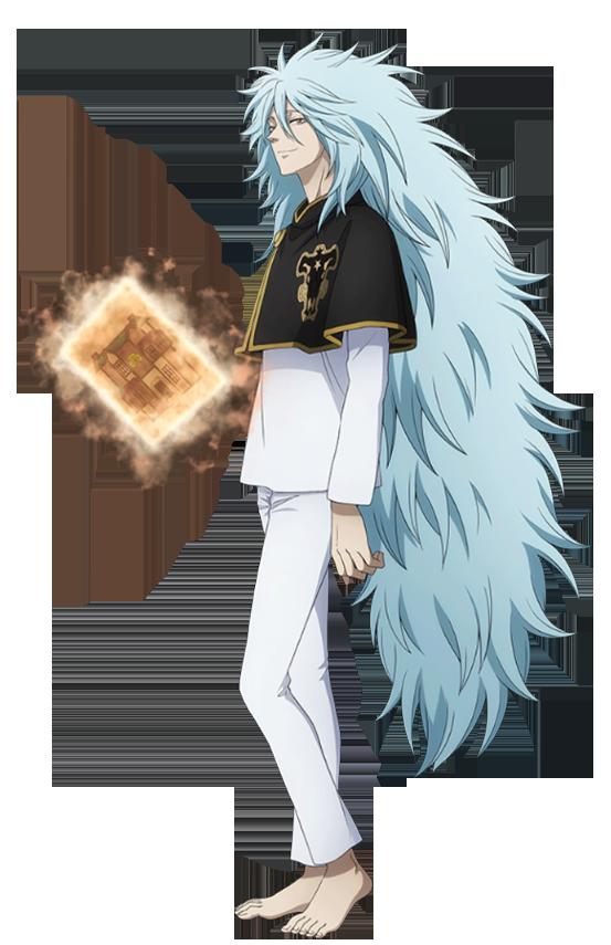 Black Clover Logo V2 Gambar Anime Gambar Anime Gelap