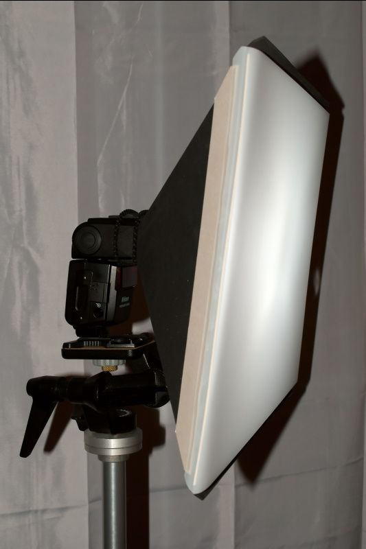 Instructions for building a Mini Soft Box & Instructions for building a Mini Soft Box | Photography: Painting ... azcodes.com