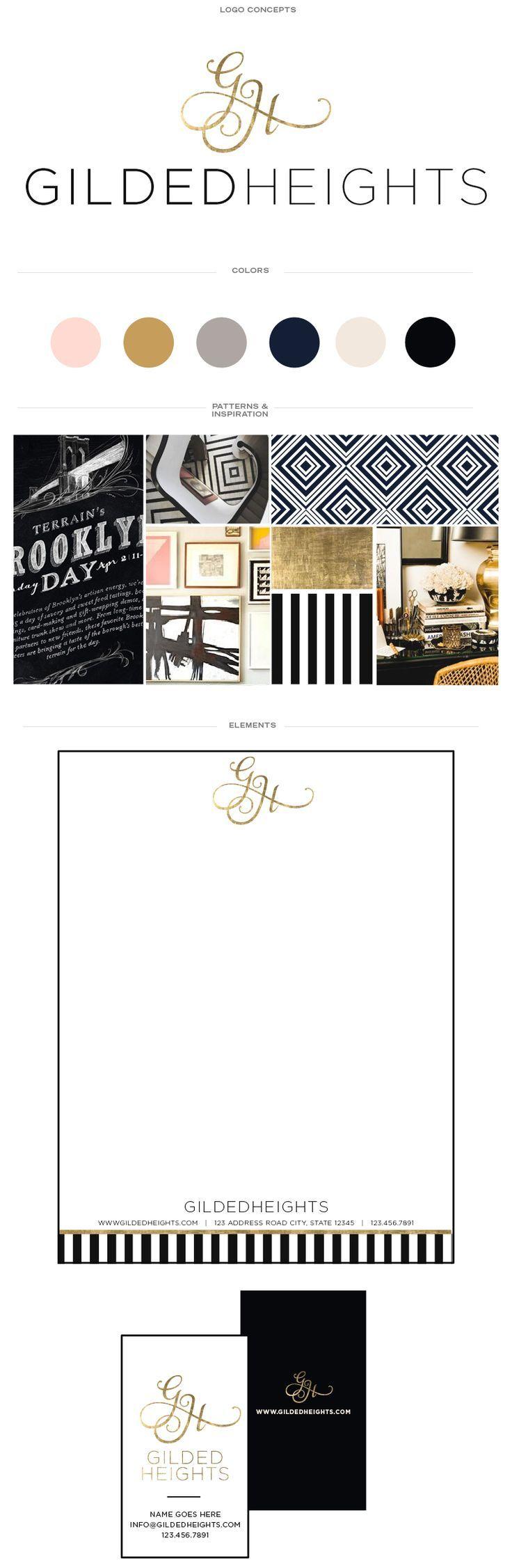 Interior Designer, Gilded Heights' New Brand and Website