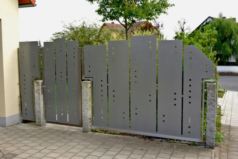 valla metalica jardin buscar con google - Vallas Metalicas Jardin