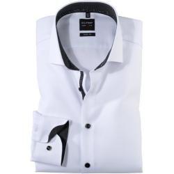 Photo of Olymp Level Five shirt, body fit, Royal Kent, black, 38 Olymp