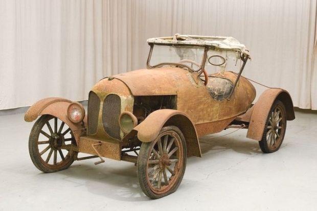 1921 Ford Speedster  Bruce Singbeil