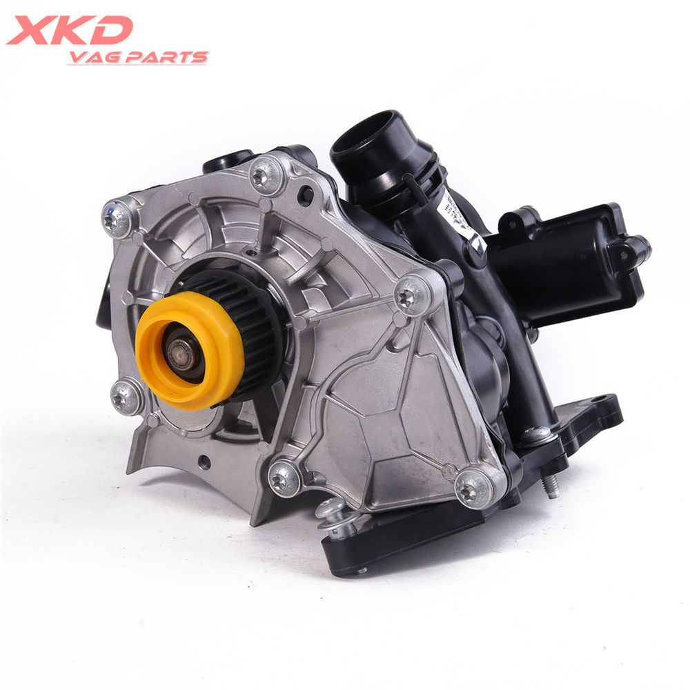 Electronic Water Pump Thermostat Assembly For Audi A3 A4 A5 Q3 Q5 Q7 2 0t 1 8t Water Pumps Cars Trucks Parts And Accessories