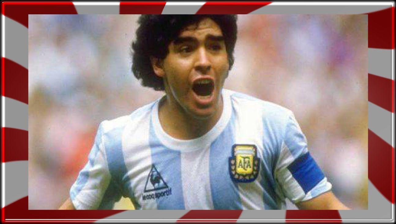 Las 10 Mejores Asistencias De Maradona