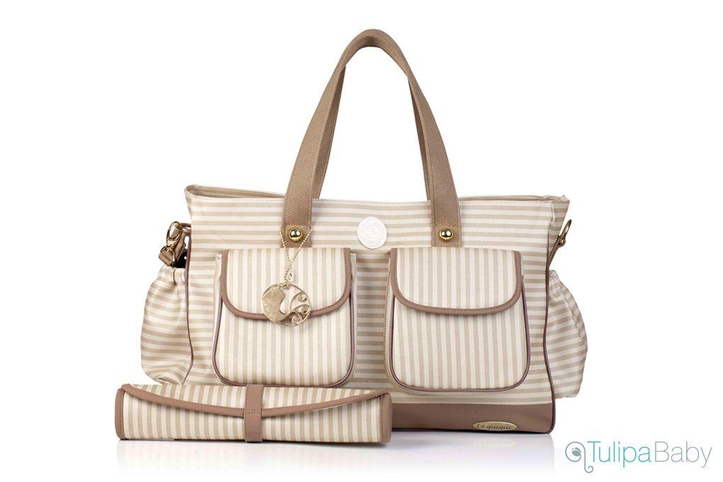 Bolsa para Mamãe! #BolsasparaBebê #TulipaBaby