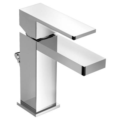 symmons duro single hole 1-handle bathroom faucet in chrome
