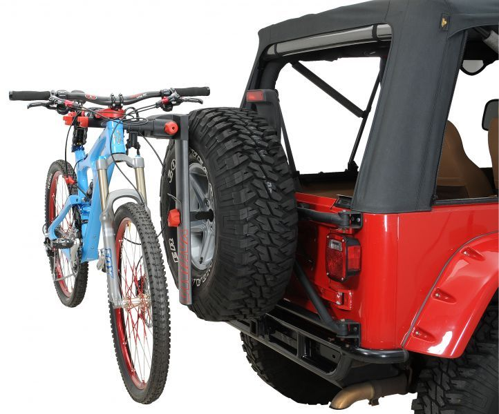 Yakima Sparetime Bike Carrier Jeep Parts And Accessories Quadratec Jeep Wrangler Jeep Bike