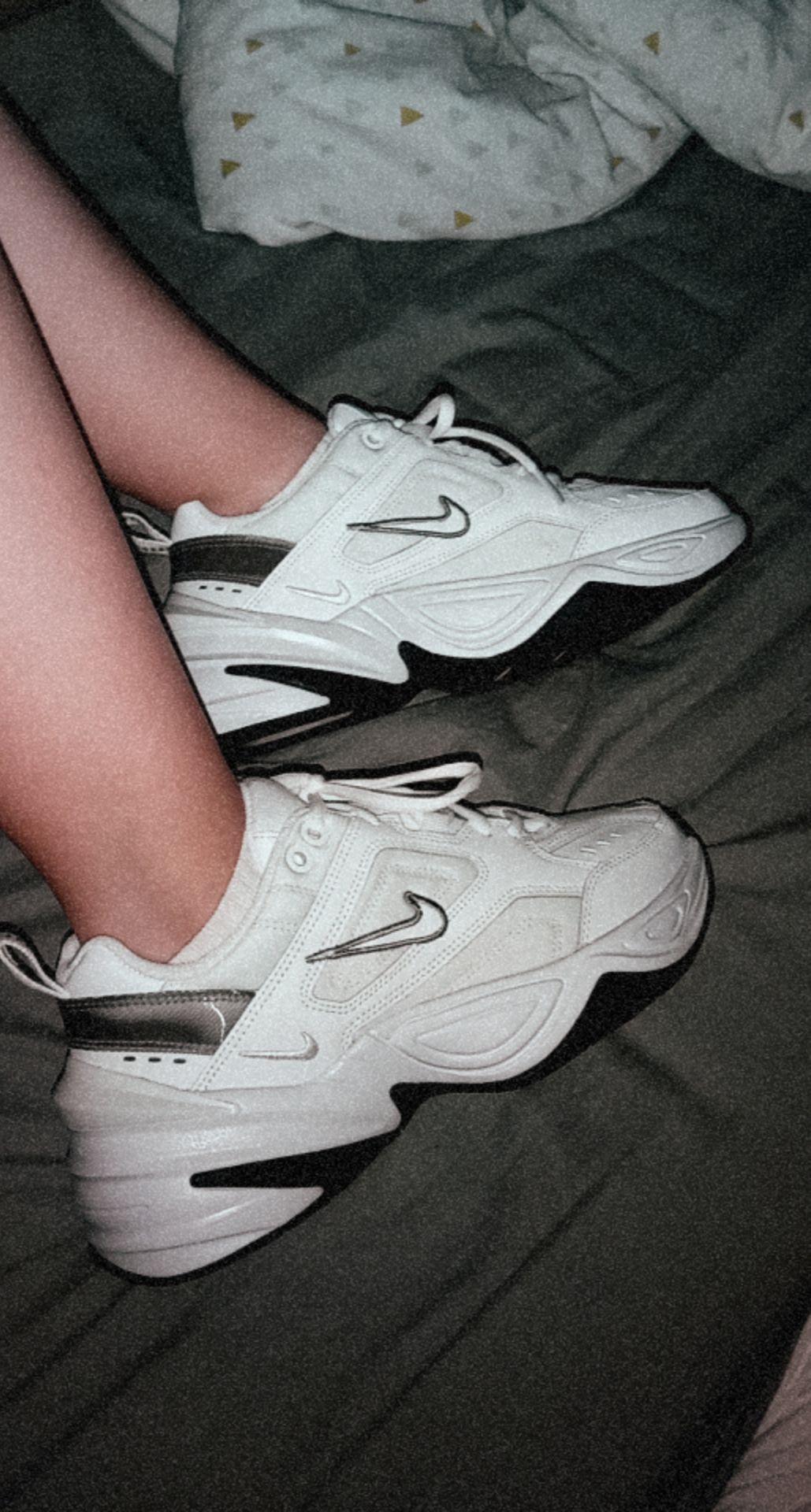 Nike Mk2 Tekno Sneakers Hype Shoes Fresh Shoes