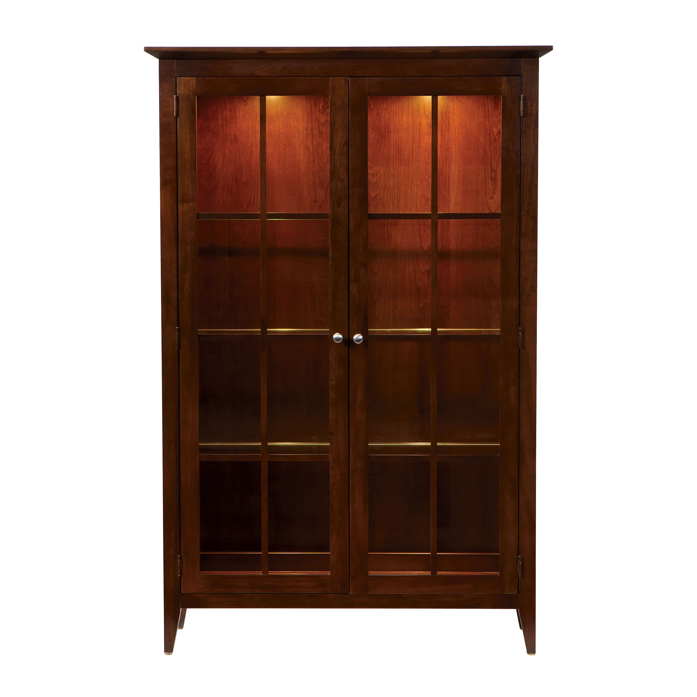 Emery Display Cabinet Ethan Allen Us Great In Antique