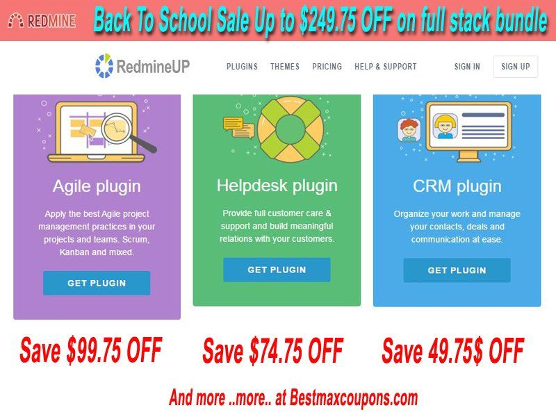 Pin by Best Max Coupons on RedmineUp Coupon Codes | Coding