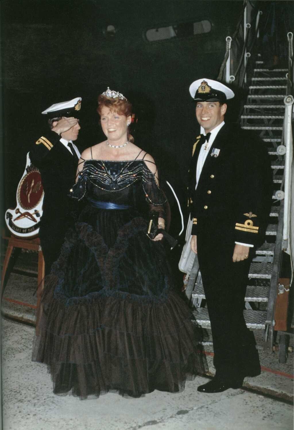 Andrew and Sarah Sarah duchess of york, Duchess of york