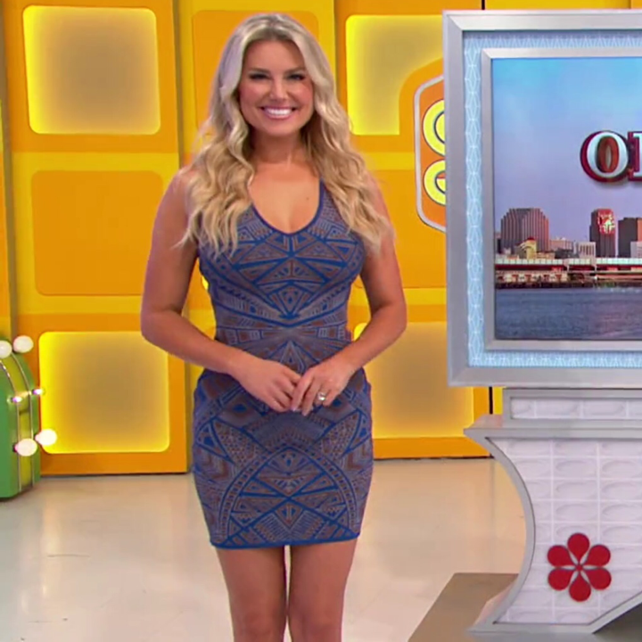 Rachel reynolds the price is right models