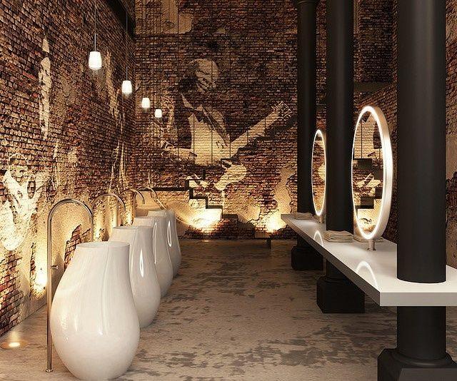 17 Best ideas about Restroom Design on Pinterest Public