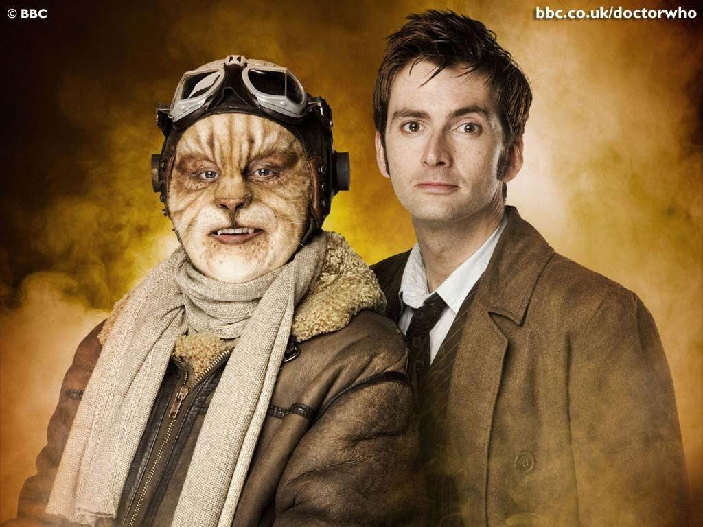 Doctor Who - ingorgo - cat