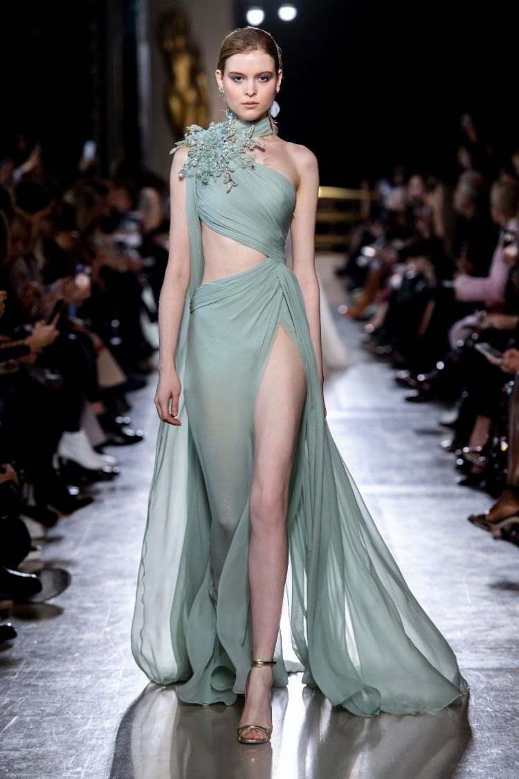Elie Saab Haute Couture Spring Summer 2019 Classy Dress Dresses Elie Saab Couture