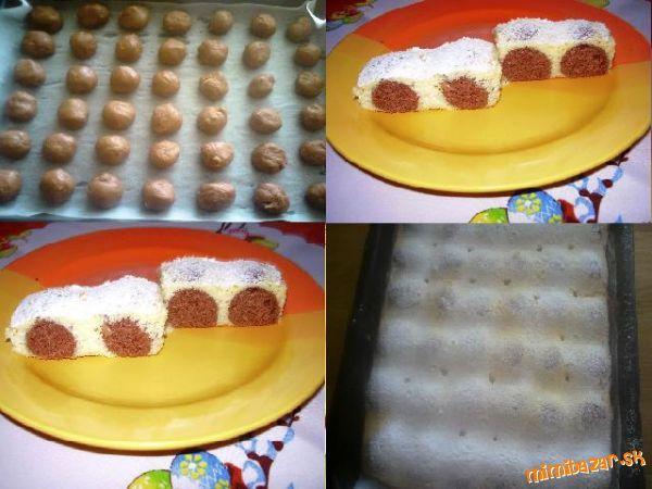 Koláč Kukucskálós túrós výborný tvarohový koláčik