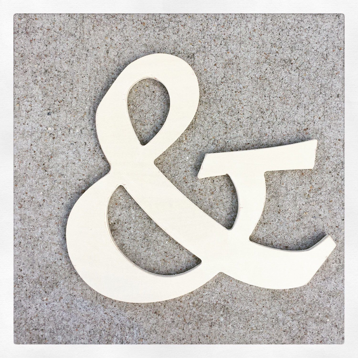 Ampersand Wall Decor ampersand, and symbol, &, weddings, anniversaries, monograms, wall