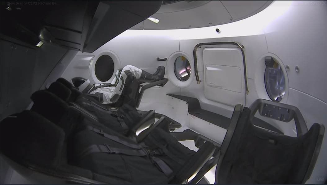 Spacex S Crew Dragon Makes Its First Orbital Launch Tonight With