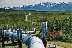Alaska Pipeline .