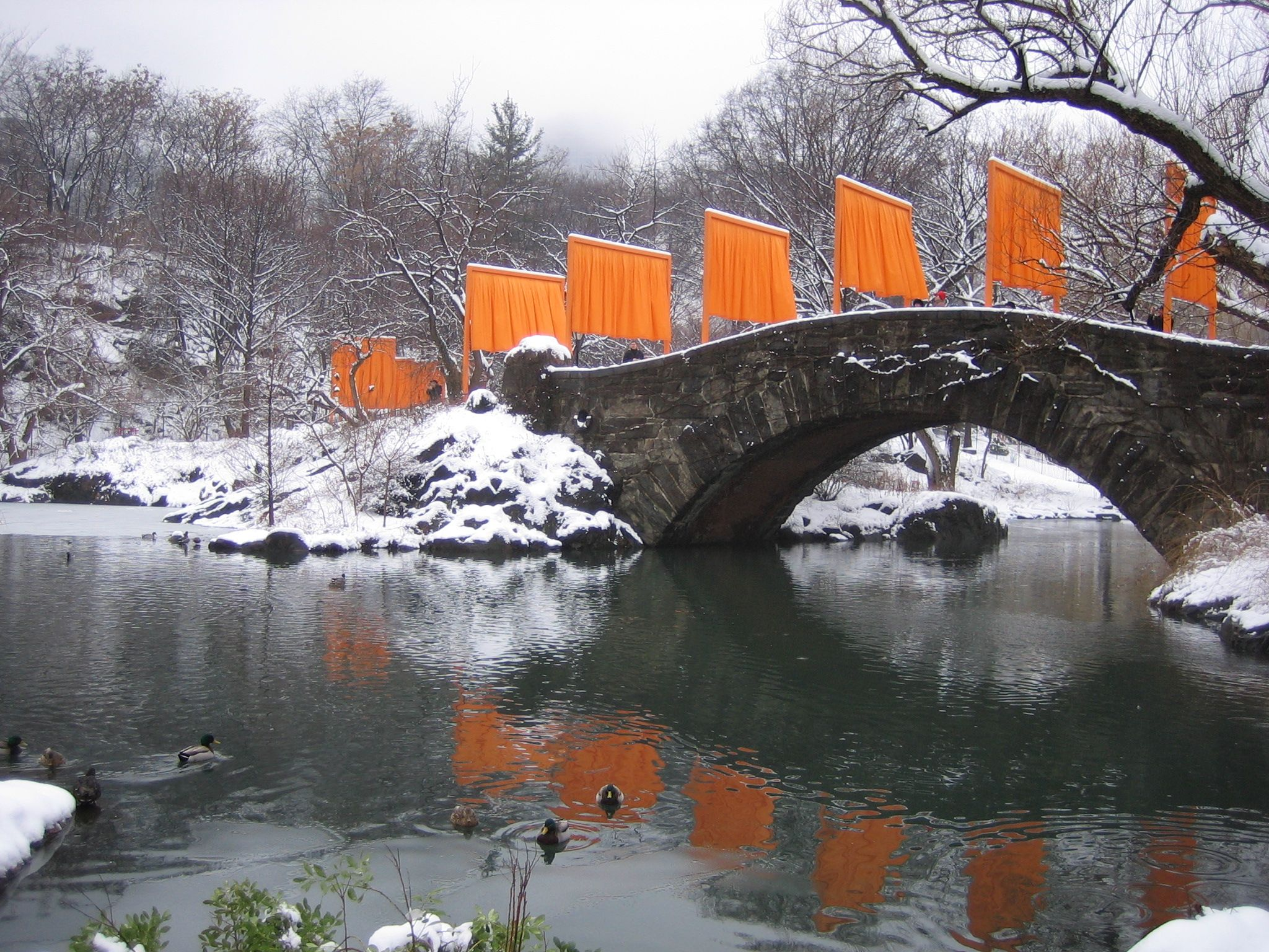 On the proposed Over The River installation by Christo   Open ...
