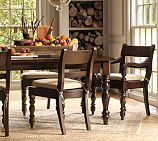 Love These Chairs Around An Oval Table In The Kitchen