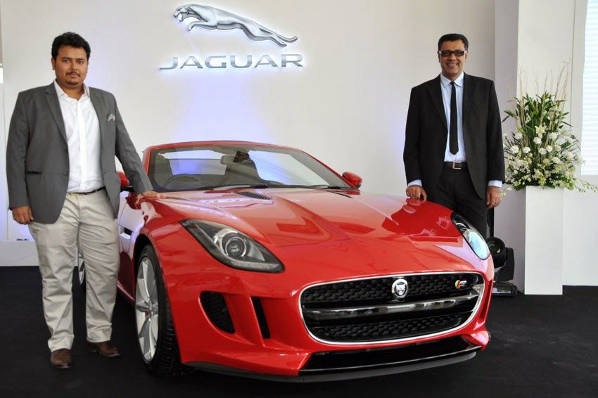 Jaguar Land Rover inaugurates its first showroom in
