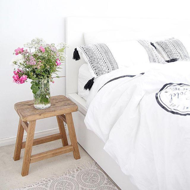 Schlafzimmer Einrichten Dekorieren Stylen Skandinavische