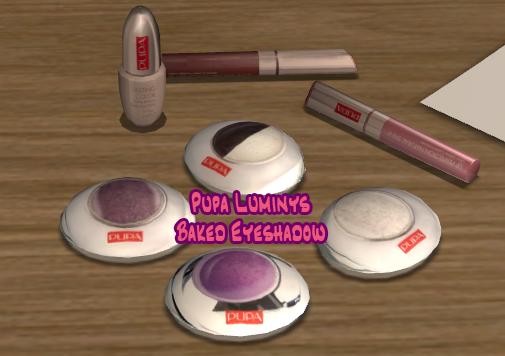 PUPA Luminys Baked Eyeshadow | My Sims 2 Clutter Spot