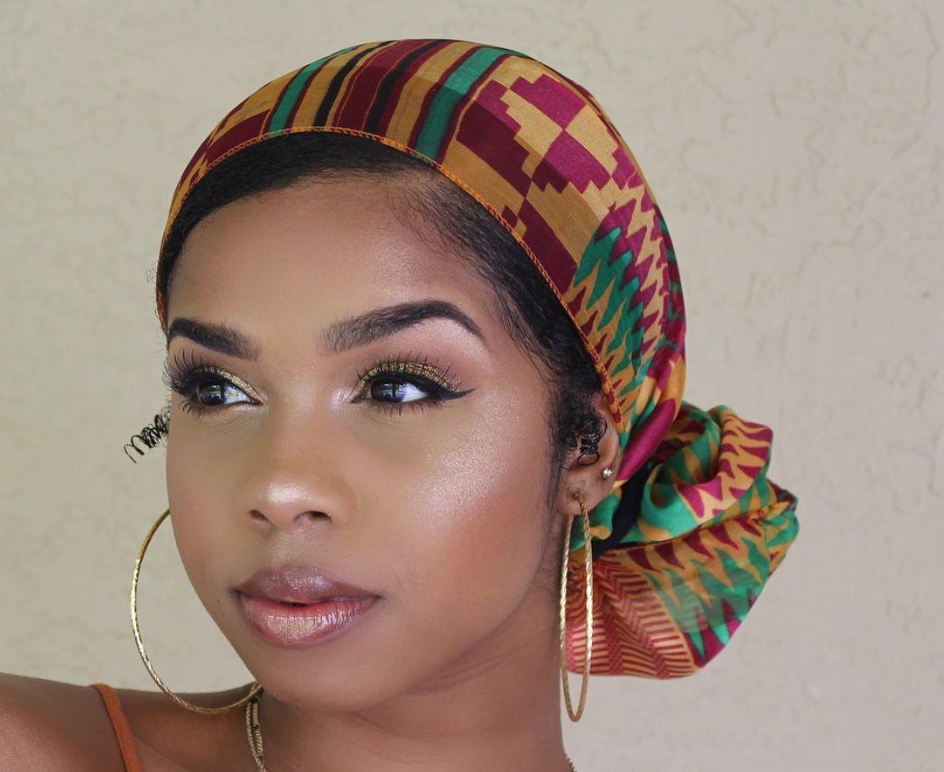 """Résultat de recherche d'images pour """"fille noir avec un foulard"""""""